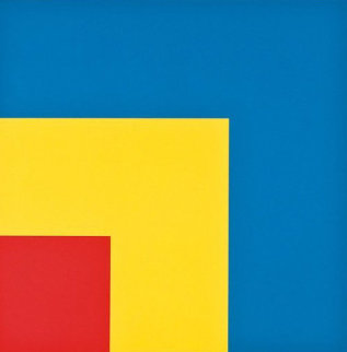 Red Yellow Blue 1999 Limited Edition Print - Ellsworth Kelly