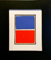 Blocks 1966 Limited Edition Print by Ellsworth Kelly - 1