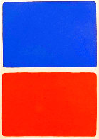 Blocks 1966 Limited Edition Print by Ellsworth Kelly - 0