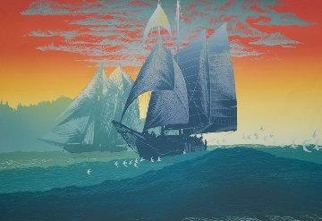 Homeward Bound 1980 Limited Edition Print - Ken Auster