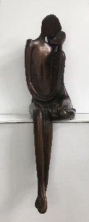 Tenderness Bronze Sculpture 2005 13 in Sculpture - John  Kennedy