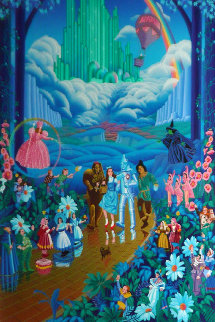 Wizard of Oz AP 1989 Limited Edition Print by Melanie Taylor Kent