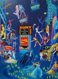 Broadway 1990 38x24 Super Huge  Limited Edition Print - Melanie Taylor Kent