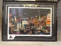 Las Vegas  Remarque 1985 Limited Edition Print by Melanie Taylor Kent - 1
