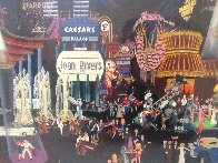 Las Vegas  Remarque 1985 Limited Edition Print by Melanie Taylor Kent - 6