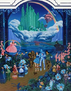 Wizard of Oz 1989 Limited Edition Print by Melanie Taylor Kent