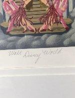 Walt Disney World 15th Anniversary AP 1987 Limited Edition Print by Melanie Taylor Kent - 2