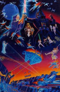 Star Wars Remarque 1992  Limited Edition Print - Melanie Taylor Kent