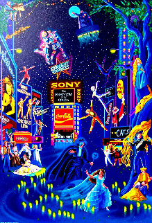 Broadway AP Limited Edition Print by Melanie Taylor Kent