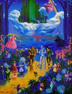 Wizard of Oz 1989 Limited Edition Print - Melanie Taylor Kent