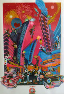 That's 50 Folks! 1991 Limited Edition Print by Melanie Taylor Kent