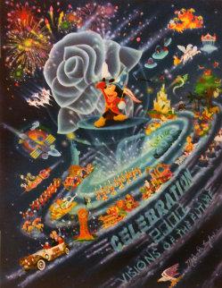 Millennium Edition Remarque 2000 Limited Edition Print - Melanie Taylor Kent