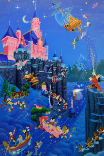 Mickey\'s 60th Birthday 1988 Limited Edition Print - Melanie Taylor Kent