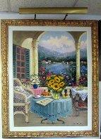 Untitled Painting 40x30 Original Painting by Mostafa Keyhani - 4
