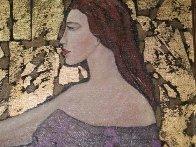 Undecided 2000 28x24 Original Painting by Alex Khomsky - 4