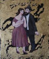 Surprise  2013 24x30 Original Painting by Alex Khomsky - 1