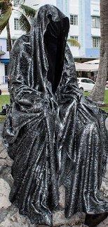 Guardian of Time Resin Sculpture 2014 59 in Sculpture by Manfred Kielnhofer