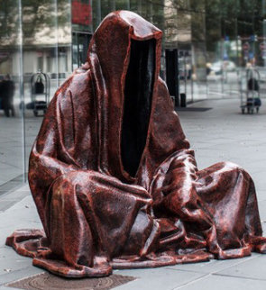 Guardians of Time / Large Scale  Sculpture 2014 Sculpture - Manfred Kielnhofer