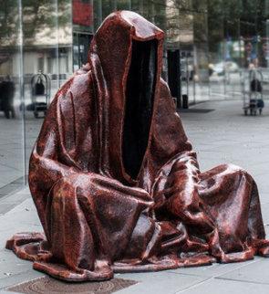 Guardians of Time / Large Scale  Sculpture 2014 Sculpture by Manfred Kielnhofer