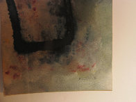 Untitled Abstract Watercolor 12x14 Watercolor by Edward Kienholz - 2