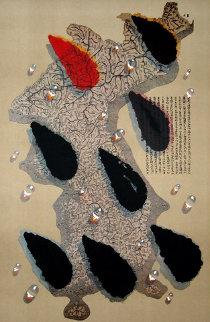 Water Drops 1998 Limited Edition Print - Kim Tschang Yeul