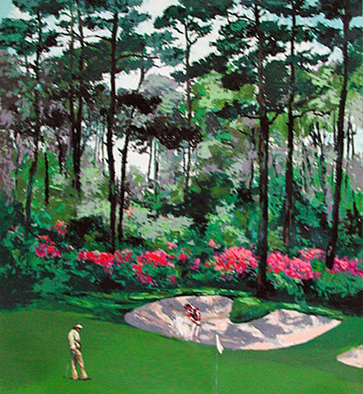 Augusta 13, Rea's Creek Limited Edition Print by Mark King
