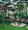 Augusta 13, Rea's Creek Limited Edition Print by Mark King - 0