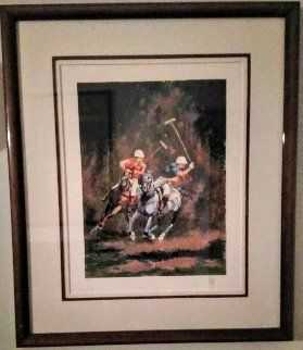 Polo 1979 Limited Edition Print by Mark King