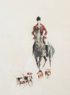 Huntsman 1983 Limited Edition Print - Mark King