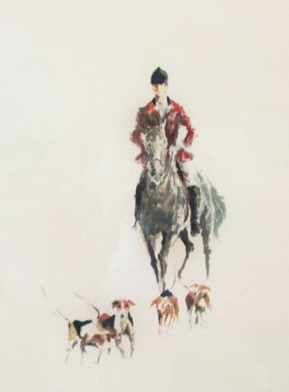 Huntsman 1983 Limited Edition Print by Mark King