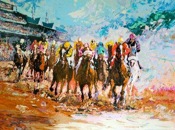 Kentucky Derby 1990 Limited Edition Print by Mark King