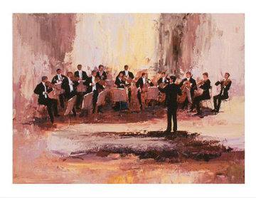Concert Ensemble 2009 Limited Edition Print - Mark King