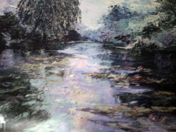 Willow Pond AP 2009 Limited Edition Print - Mark King