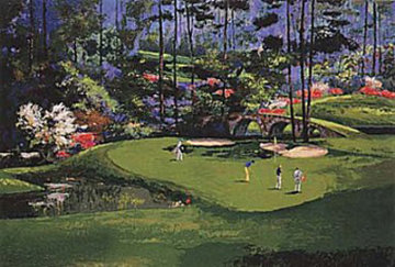 Augusta #11 1989 Limited Edition Print - Mark King
