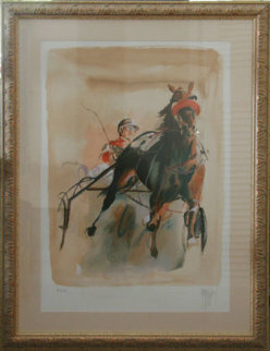 Pacer 1984 Limited Edition Print by Mark King