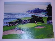 Seaside Green 1990 Limited Edition Print by Mark King - 2