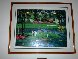 Desoto Springs Pond Pond of Augusta   13 Th Hole Limited Edition Print by Mark King - 1