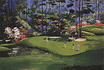 Augusta 11 AP 1989 Limited Edition Print by Mark King
