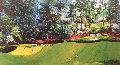 Morning Splendor (Golf) 1990 Limited Edition Print - Mark King