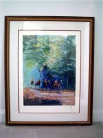 Morning Workout 1989 Limited Edition Print by Mark King - 1