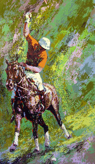 Polo Player 1979 Limited Edition Print by Mark King