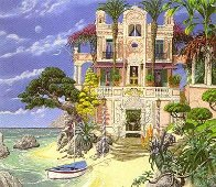 Surprise At Point Eden 1991 Limited Edition Print by John Kiraly - 0