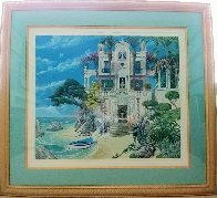 Surprise At Point Eden 1991 Limited Edition Print by John Kiraly - 1