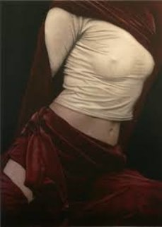 Knieende II 1999 Limited Edition Print by Willi Kissmer