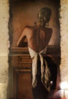 Vardem Kamin Limited Edition Print by Willi Kissmer