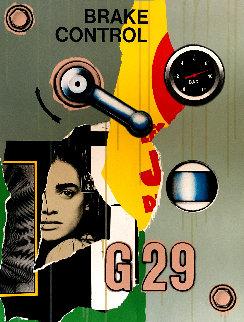 G29 Limited Edition Print - Peter Klasen