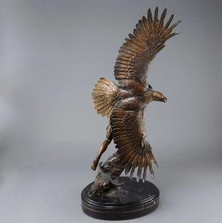 Vision Bronze Sculpture 2005 34 in Sculpture - Susan Kliewer