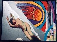 Bare Essence 1995 27x36 Original Painting by Michael Knigin - 1