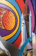 Bare Essence 1995 27x36 Original Painting by Michael Knigin - 2