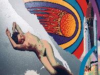 Bare Essence 1995 27x36 Original Painting by Michael Knigin - 0